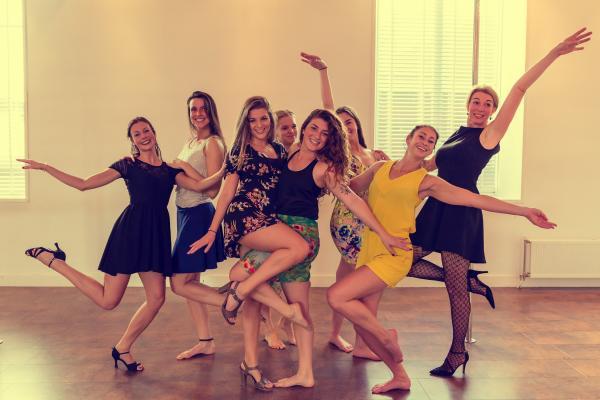 Salsa Workshop in Arnhem